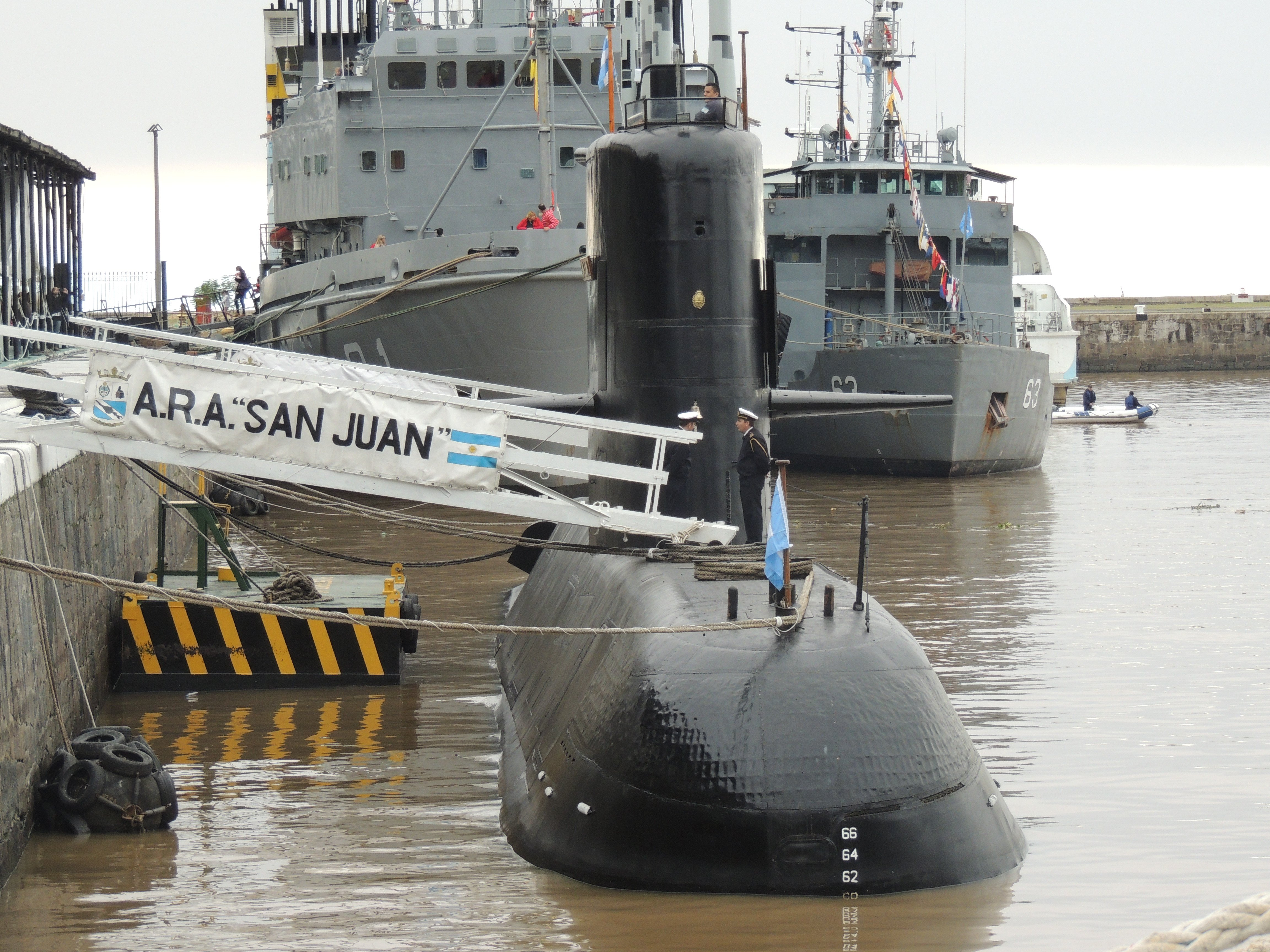 One Year Later, Search For Missing Argentine Submarine Continues