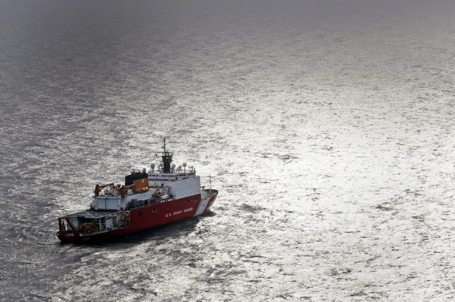 Report to Congress on Coast Guard Icebreaker Program