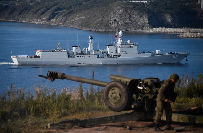 European Navies Are Grappling with Aggressive Russian, Chinese Operations in Baltic, Mediterranean
