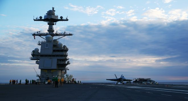 Report to Congress on Ford Class Carrier Program