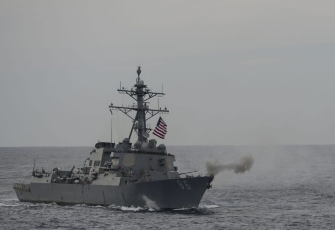 Report to Congress on U.S. Navy Destroyer Programs