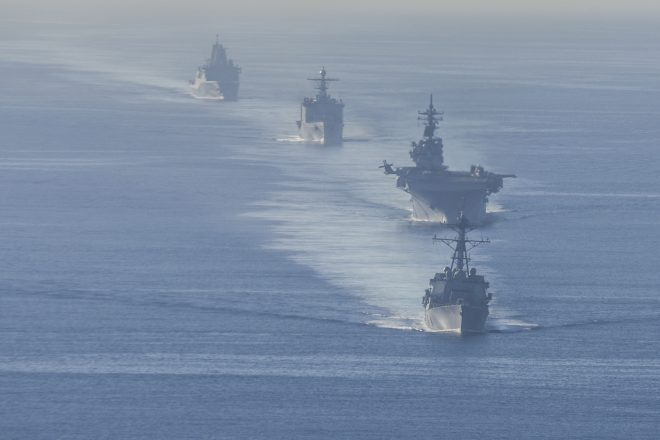 Training, Spares Already Hurt by Continuing Resolution; Longer CR Would Block Slew of Ship Buys in January