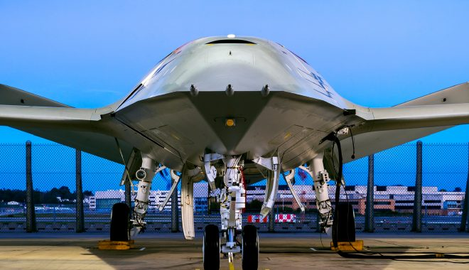 Boeing Unveils Its MQ-25A Stingray Entry Ahead of Jan. 3 Deadline for Proposals