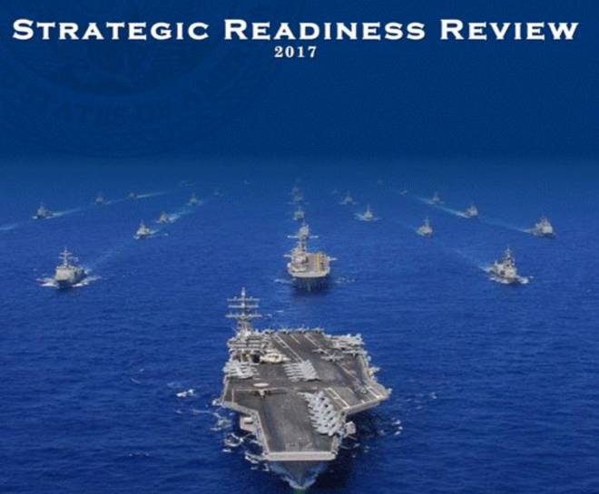 Secretary of the Navy Strategic Readiness Review