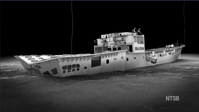 VIDEO: NTSB Investigators Cite Poor Seamanship, Old Equipment for Deadly Sinking of Cargo Ship El Faro