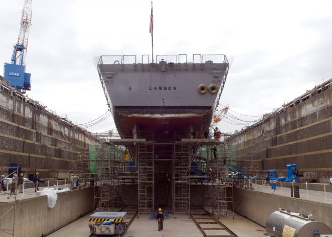 NAVSEA: FY 2019 Navy Budget Request Will Include More Shipbuilding, Life Extensions to Help Grow Fleet