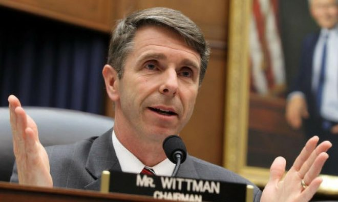 Wittman Previews HASC Hearing on Navy Readiness Reviews, Punishments After Fatal Ship Collisions