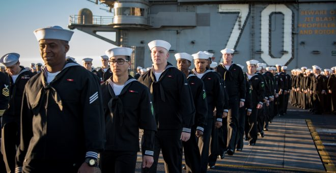 Navy Wants Congress to Change Laws to Make a More Flexible Personnel System