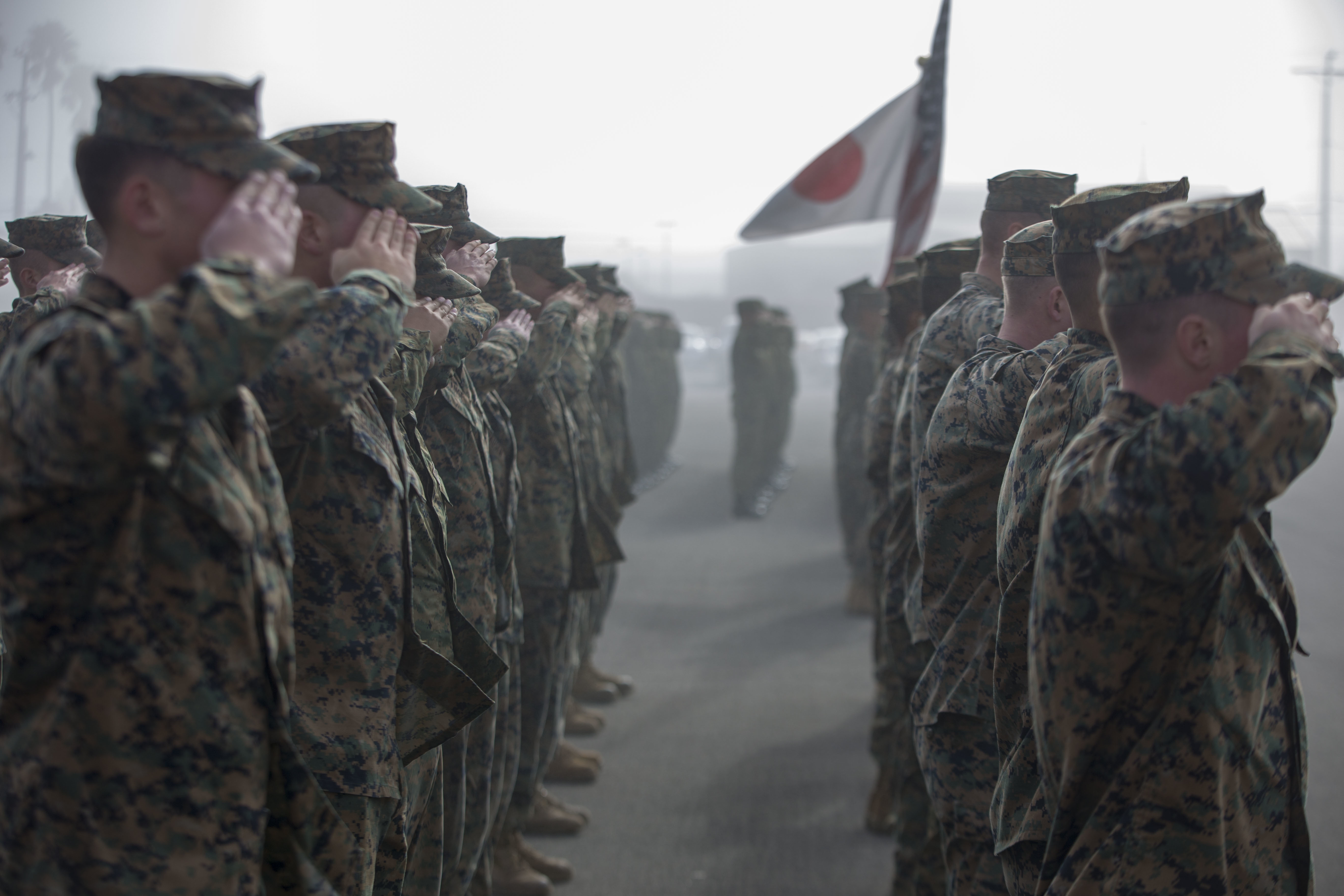 Iron Fist 2018 Ramps Up Training as Japan Readies 1st