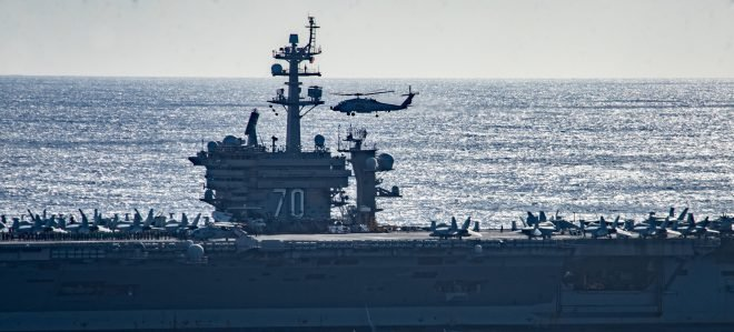 2019 NDAA Amendments Question Carrier Long-Range Strike, Future of ASW Helos