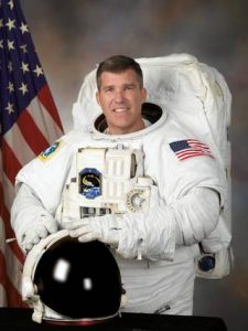 NASA Astronaut Stephen G. Bowen, retired Navy Captain (NASA photo)