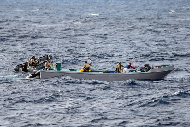 VIDEO: Coast Guard Fighting New Stealthy, Fast Drug Smuggling Vessels in Pacific