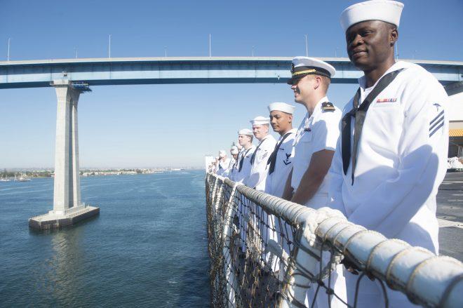 Hospital Ship USNS Mercy Kicks Off Pacific Partnership Mission