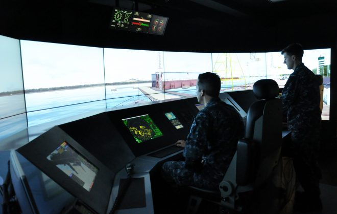 Navy Makes Training Simulation Based on Fatal USS Fitzgerald Collision