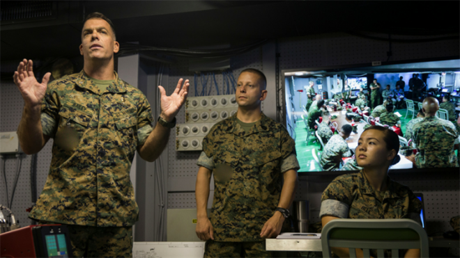 New Test Lab Brings Sea Control Ashore for Landing Force Marines