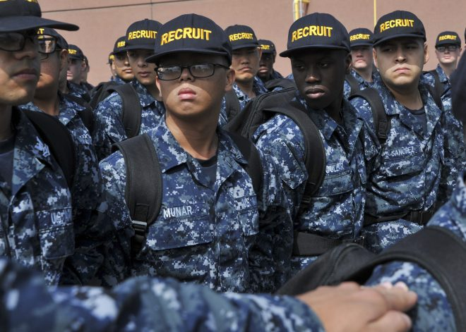 Navy Creates 'Task Force One Navy' to Address Implicit Bias, Systemic Racism in the Ranks