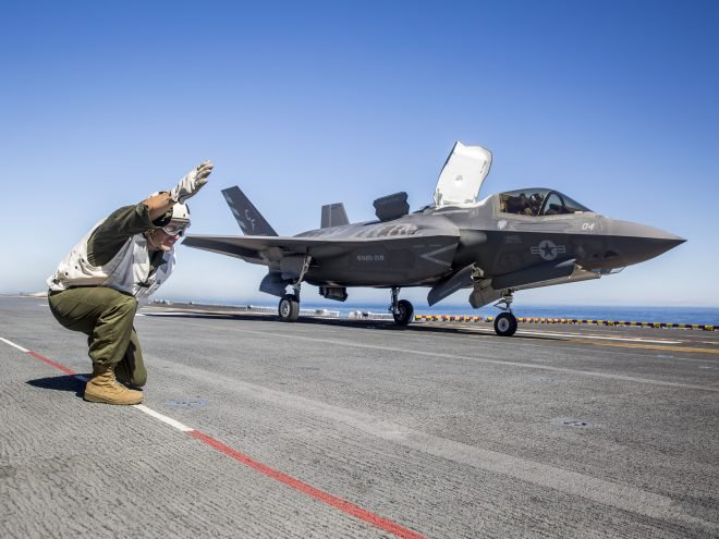 Challenges Ahead as 13th MEU, Essex ARG Prep for First West Coast F-35 Deployment