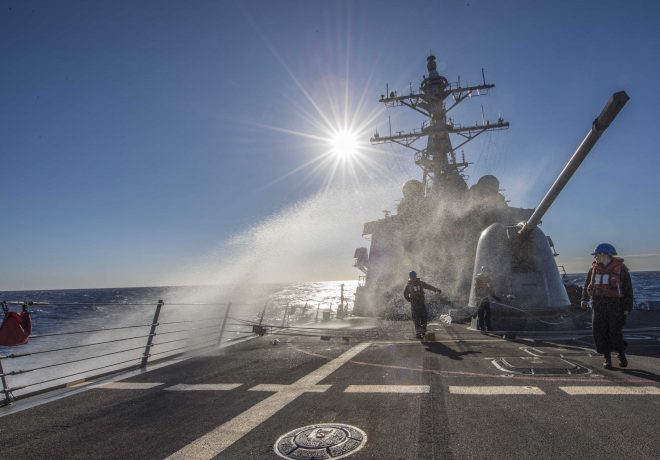Foggo: U.S. Needs More Forward Presence in Mediterranean Sea