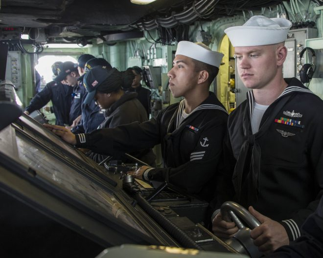 NAVSEA: Navy Ships Using 23 Different Steering Control Systems; Simpler Systems Needed