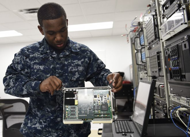 Navy Information Warfare Effort Set to Expand, Evolve