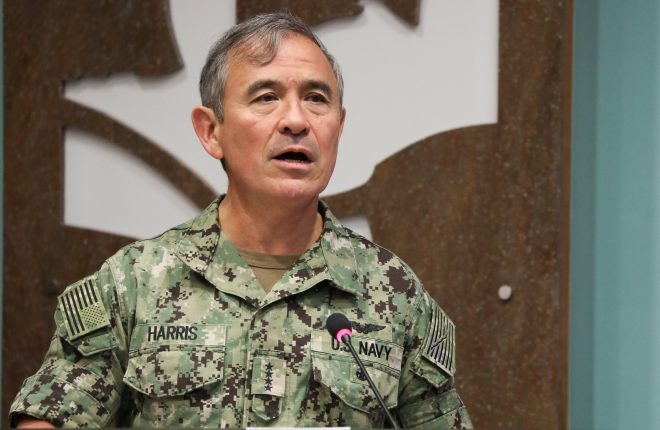 PACOM Harris on North Korea: 'We Have No Bloody Nose Strategy'