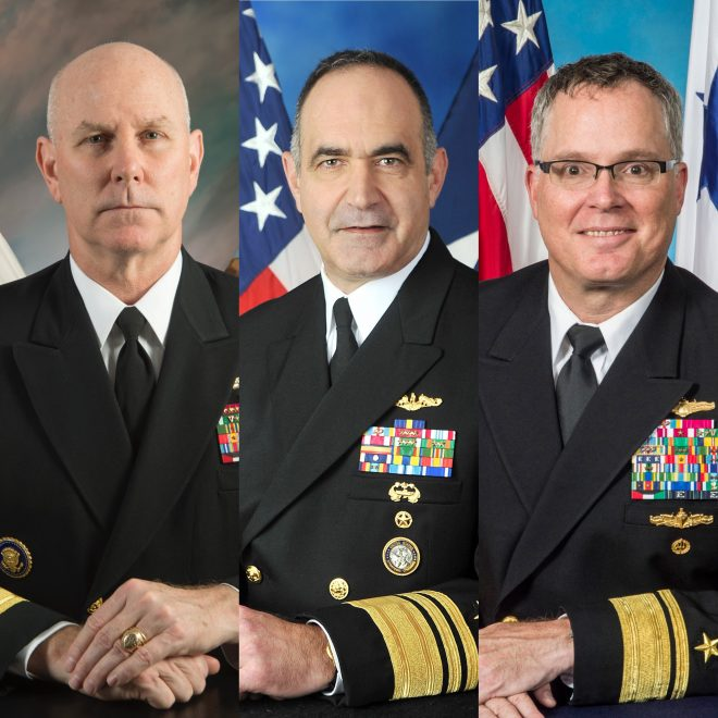 New Fleet Forces, COMSUBFOR, 10th Fleet Commanders Nominated