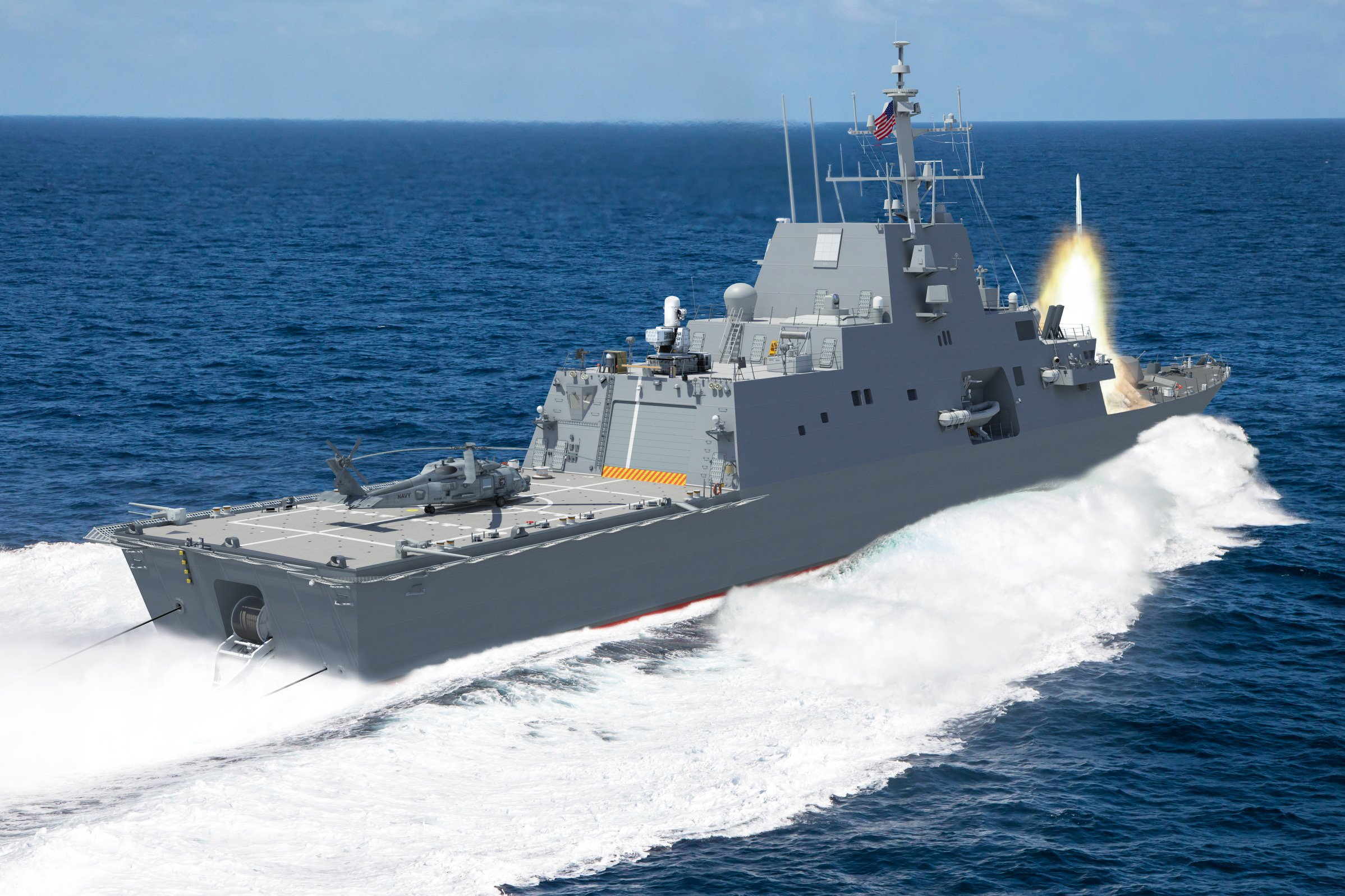 Lockheed Drops Freedom-class Out Of FFG(X) Contest