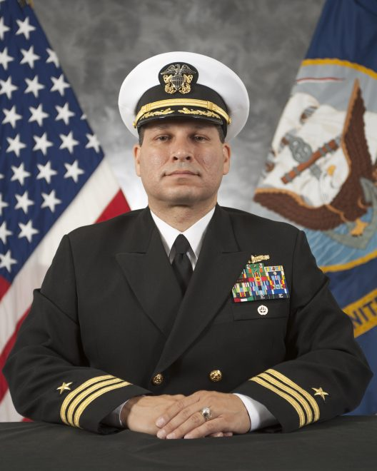Former USS John S. McCain XO Found Guilty of Dereliction of Duty