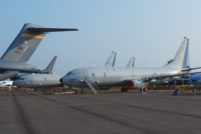 Navy P-8A Poseidon Expanding Operations in Asia