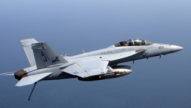 UPDATED: Two Aviators Killed After Super Hornet Crash off Key West