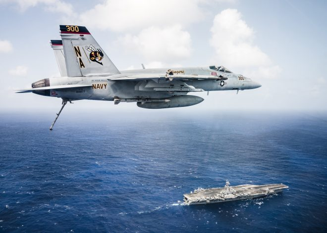 Fight to Hawaii: How the U.S. Navy is Training Carrier Strike Groups for Future War