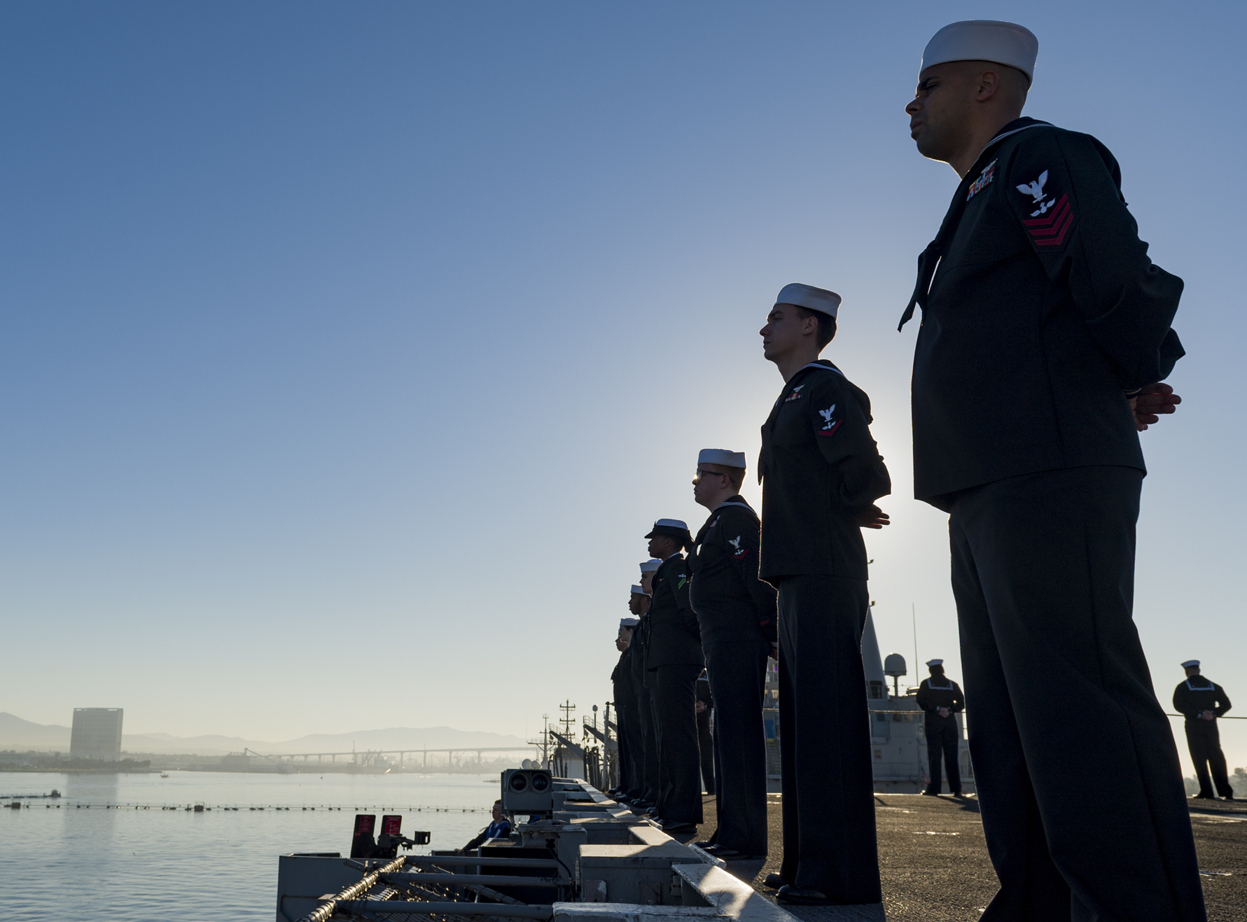 Navy End Strength Not on Pace to Run a 355-Ship Fleet - USNI