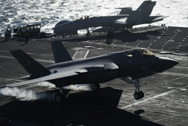 Top Gun: Maverick Will Likely Feature F-35C Joint Strike Fighters