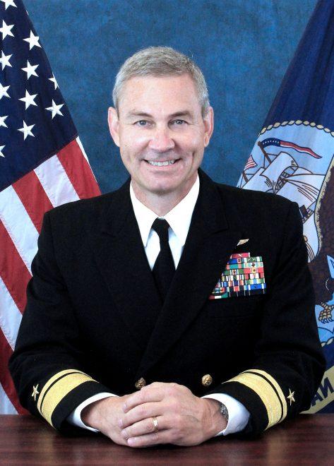 Rear Adm. Scott Stearney Nominated to Lead U.S. 5th Fleet