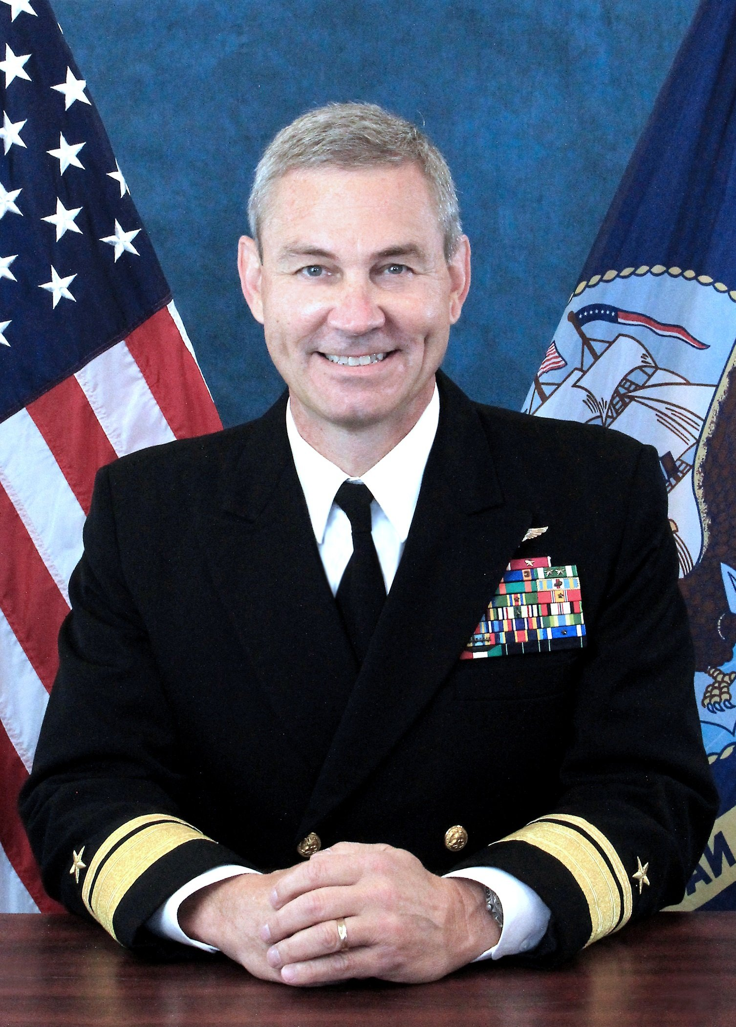 Rear Adm. Scott A Stearney