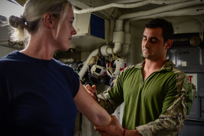 Naval Aviators Underway Keep a Wary Eye for Physiological Episodes