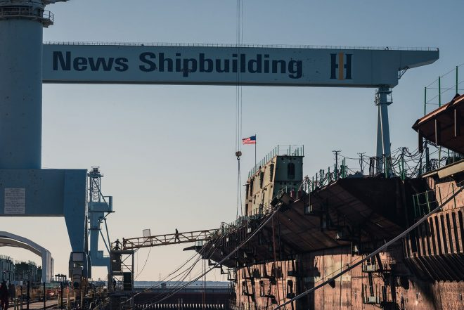 HAC-D Passes $674.6B FY 2019 Spending Bill; $22.7B for Shipbuilding