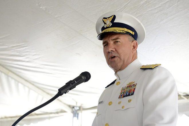 Vice Adm. Karl Schultz Nominated to be Next Coast Guard Commandant