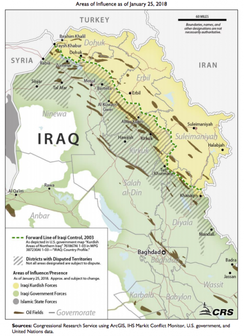 Report to Congress on Iraq