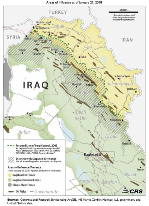 Report to Congress on Iraq