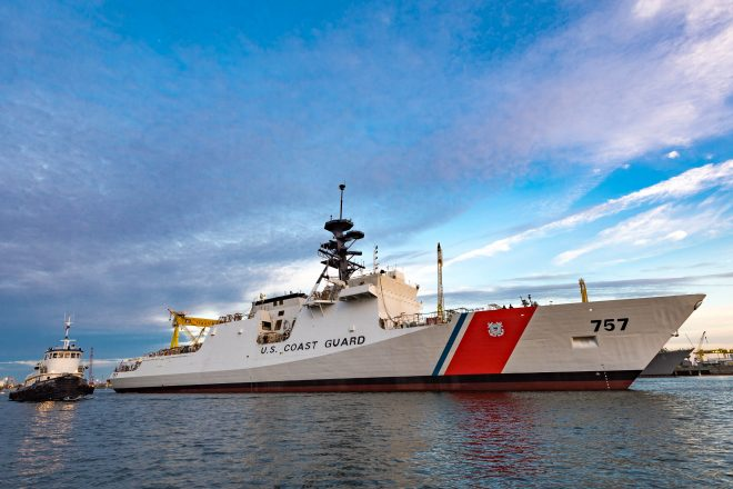 Report to Congress on U.S. Coast Guard Cutter Procurement