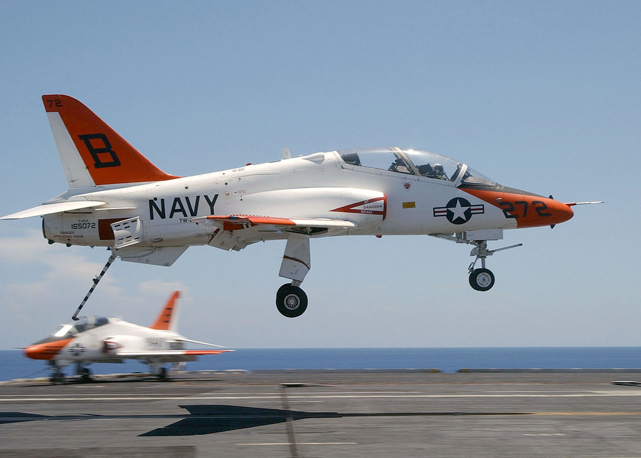 Results of Investigation into Fatal October T-45C Goshawk Crash