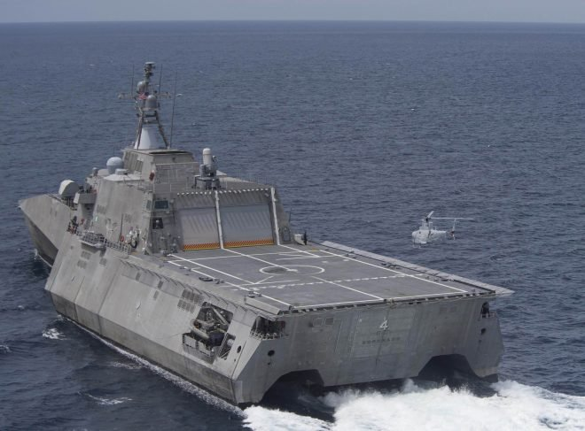 LCS Mission Package Testing on Track to Support IOC Dates in 2019, 2021