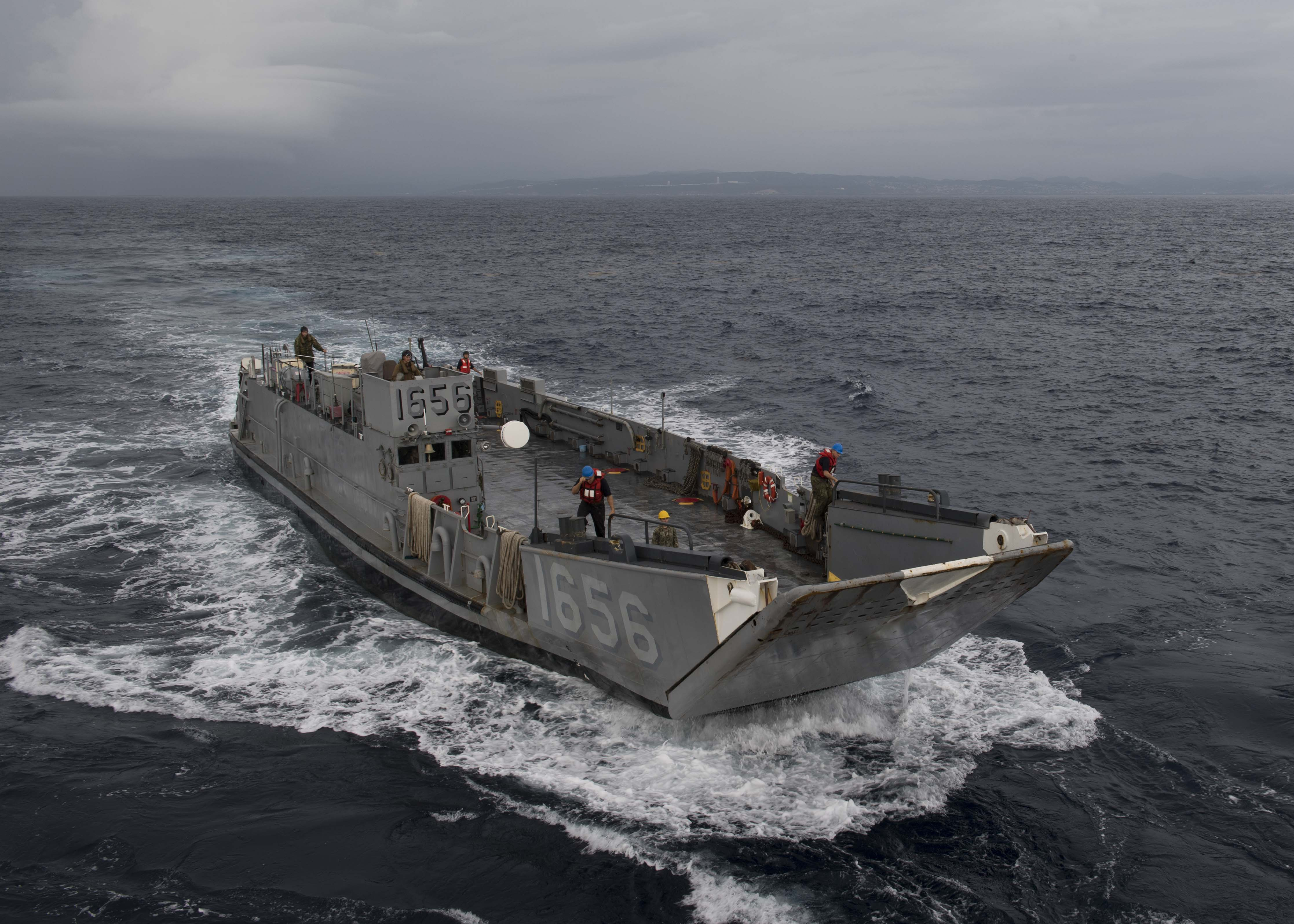 Navsea Picks Swiftships Llc To Design Build Lcu Replacement In 18m