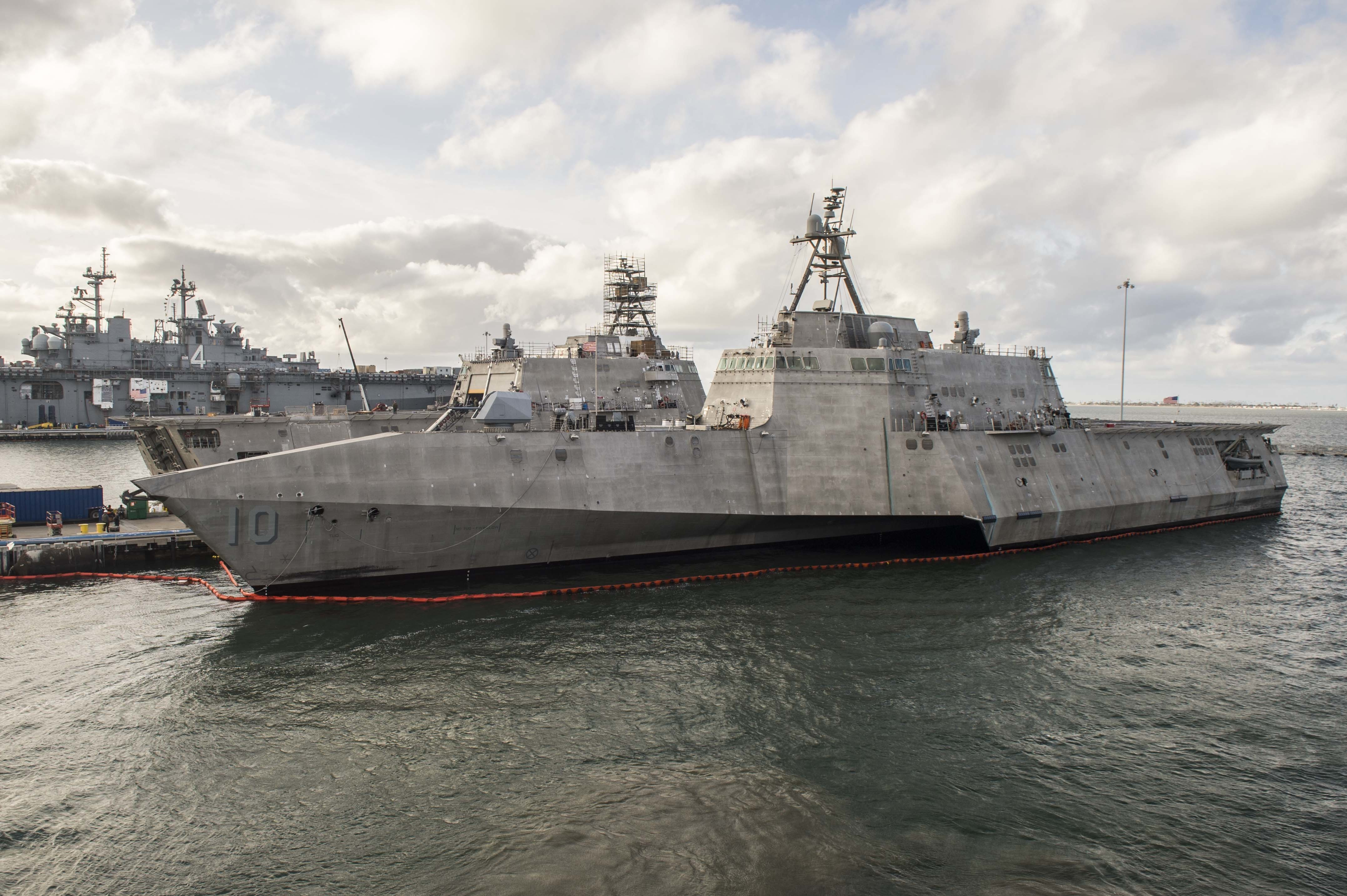 Hasc Subcommittee Marks Recommend Additional Navy Ship Buys Multi