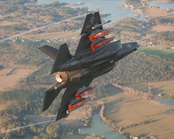 Winter: New Contract Incentives Encourage Efficient F-35 Production