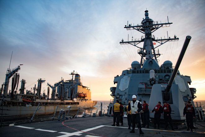 Navy Prioritizes Boosting Capability Above Growing Fleet Capacity; Stresses Innovation