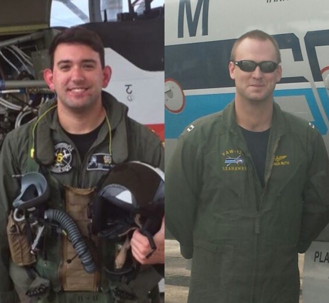 Investigation: Reckless Flying Caused Fatal T-45C Crash That Killed Two Naval Aviators