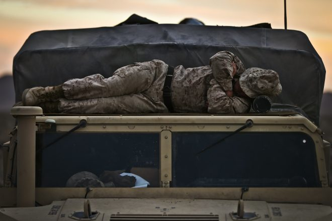 Top Sea Service Enlisted Leaders Stress Importance of Sleep, Balanced Schedules