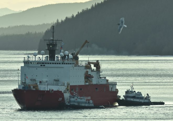 Panel: Cooperation, Not Conflict Key to Future of the Arctic